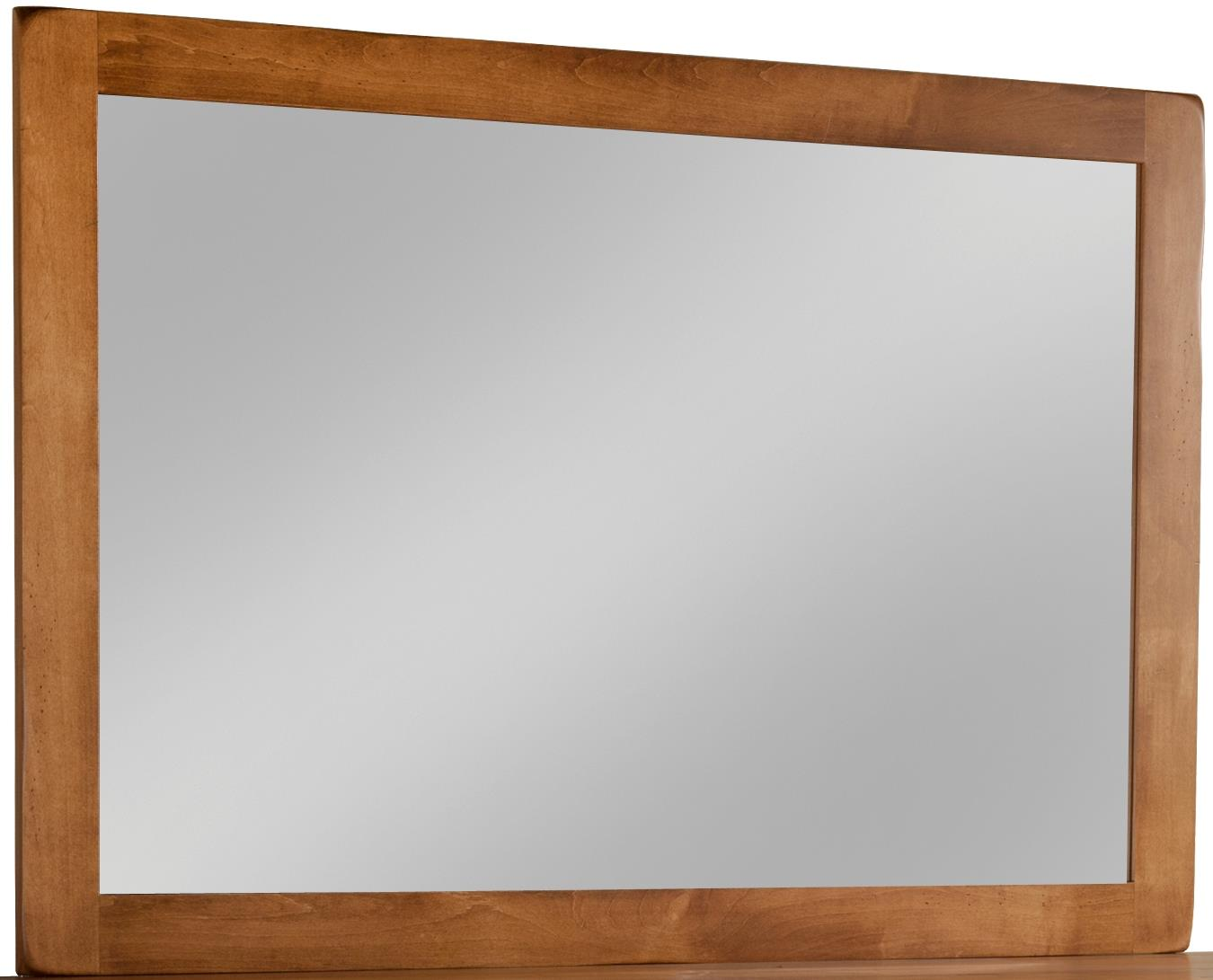 Lewiston Tall Wide Mirror by Daniel's Amish at Saugerties Furniture Mart