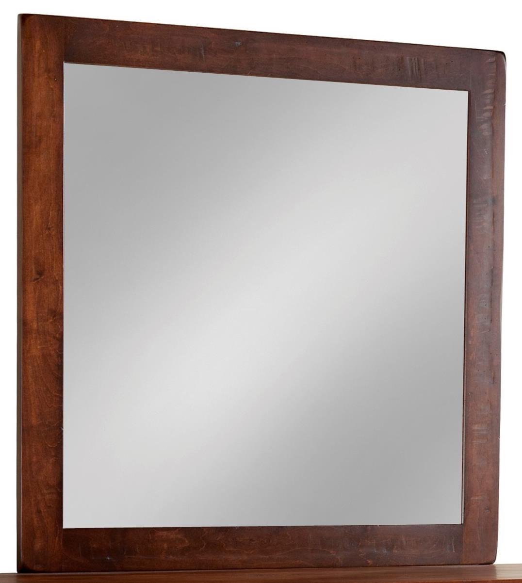 Lewiston Dresser Mirror by Daniel's Amish at Lapeer Furniture & Mattress Center
