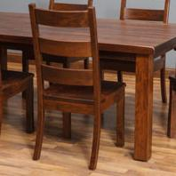 Westchester DA Dining Side Chair by Daniel's Amish at Lapeer Furniture & Mattress Center