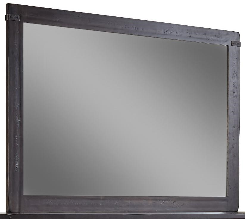 Wildwood Tall Wide Mirror by Daniel's Amish at Gill Brothers Furniture