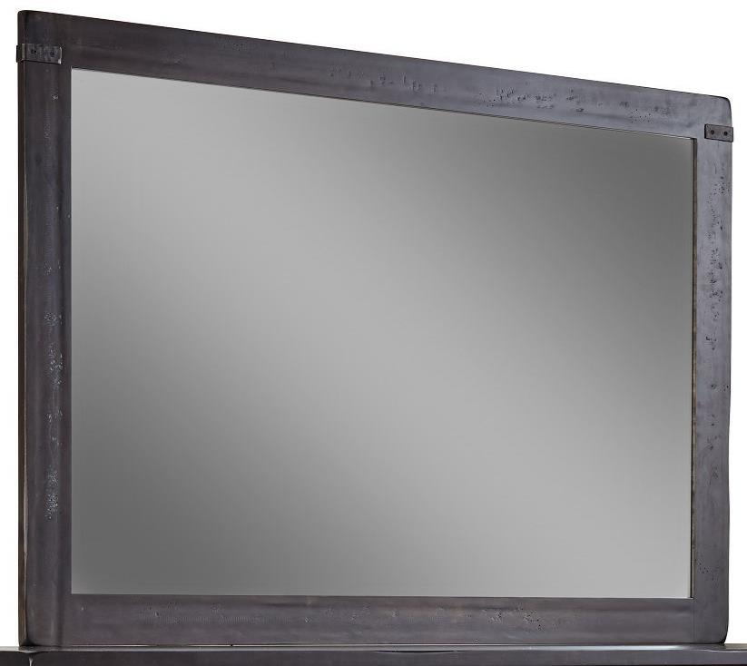 Wildwood Tall Wide Mirror by Daniels Amish at Sprintz Furniture