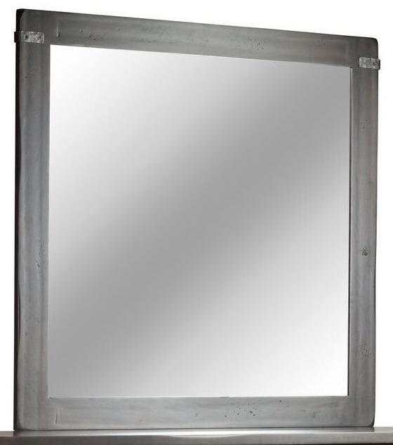 Wildwood Mirror by Daniel's Amish at Saugerties Furniture Mart