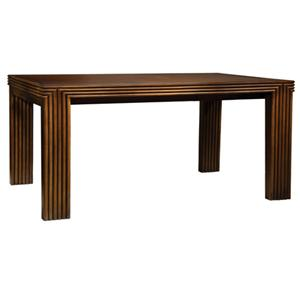 David Francis Furniture Dining Room Rio Dining Table
