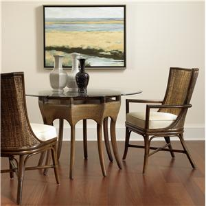 David Francis Furniture Dining Room Riviera Dining Chairs