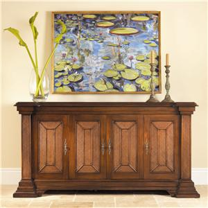 David Francis Furniture Dining Room Bimini Sideboard