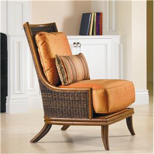 David Francis Furniture Lounge Seating Catalina Lounge Chair