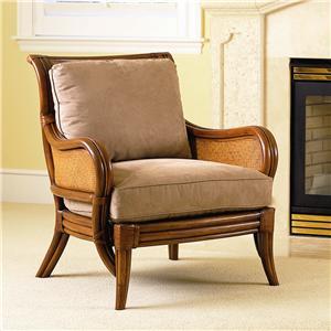 David Francis Furniture Lounge Seating Valencia Chair