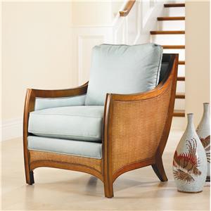 David Francis Furniture Lounge Seating San Tropez Lounge Chair
