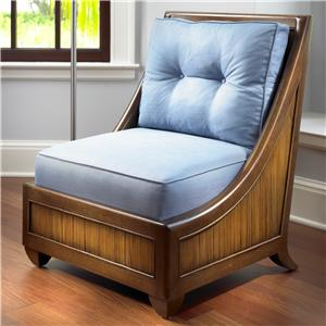 David Francis Furniture Lounge Seating Mustique Lounge Chair