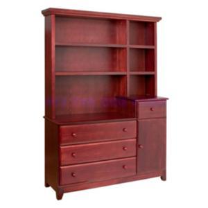 DaVinci Emily Combo Dresser and Hutch Set