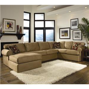 Davis Direct Highland Park Sofa Sectional with Chaise BigFurnitureWebsite Sofa Sectional