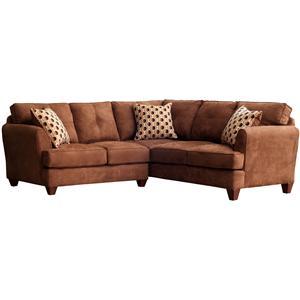Davis Direct Kansas Sectional Sofa