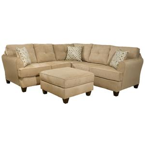 Davis Direct Chloe Sectional Sofa