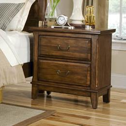 Davis Direct Mango  Night Stand
