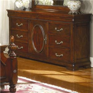 Davis Direct Regency Triple Dresser