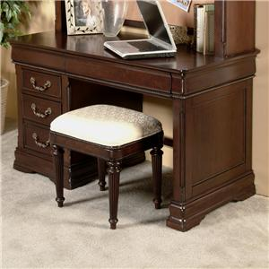 Davis Direct Regency Computer Desk and Bench