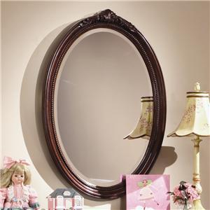 Davis Direct Regency Oval Mirror