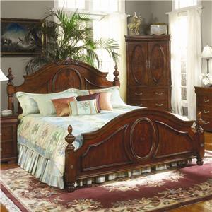 Davis Direct Regency Queen Poster Bed