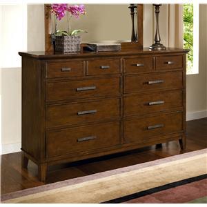Davis Direct Sterling Heights 6 Drawer Dresser