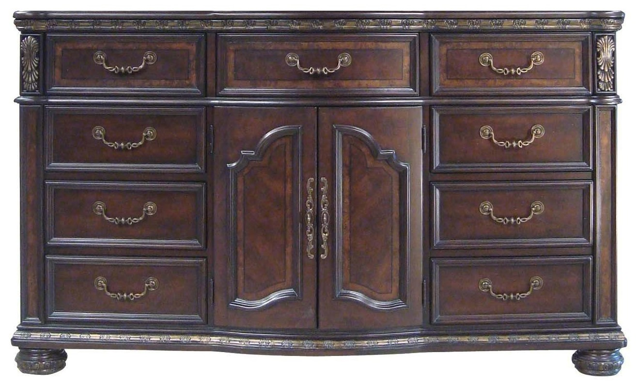 163 DRESSER by Household Furniture Direct at Household Furniture