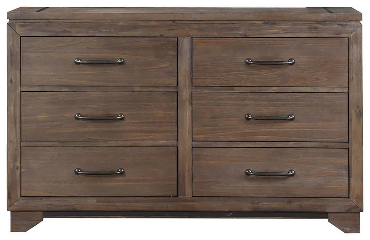 B024 DRESSER by Household Furniture Direct at Household Furniture