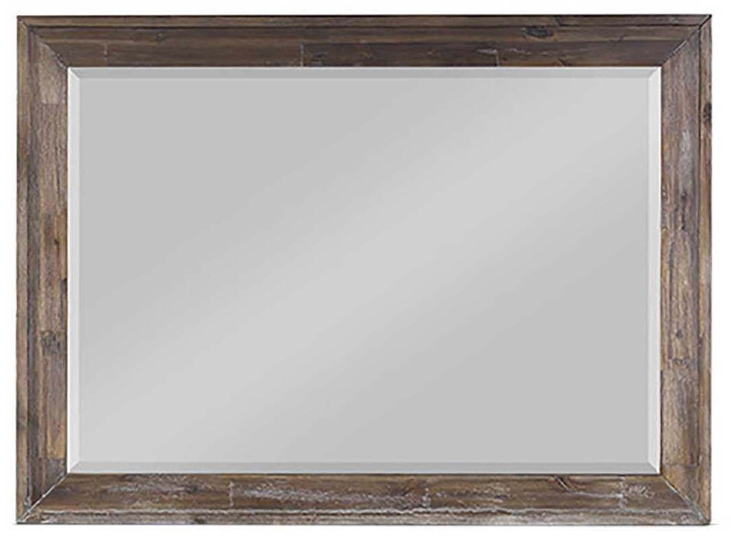 B024 MIRROR by Household Furniture Direct at Household Furniture