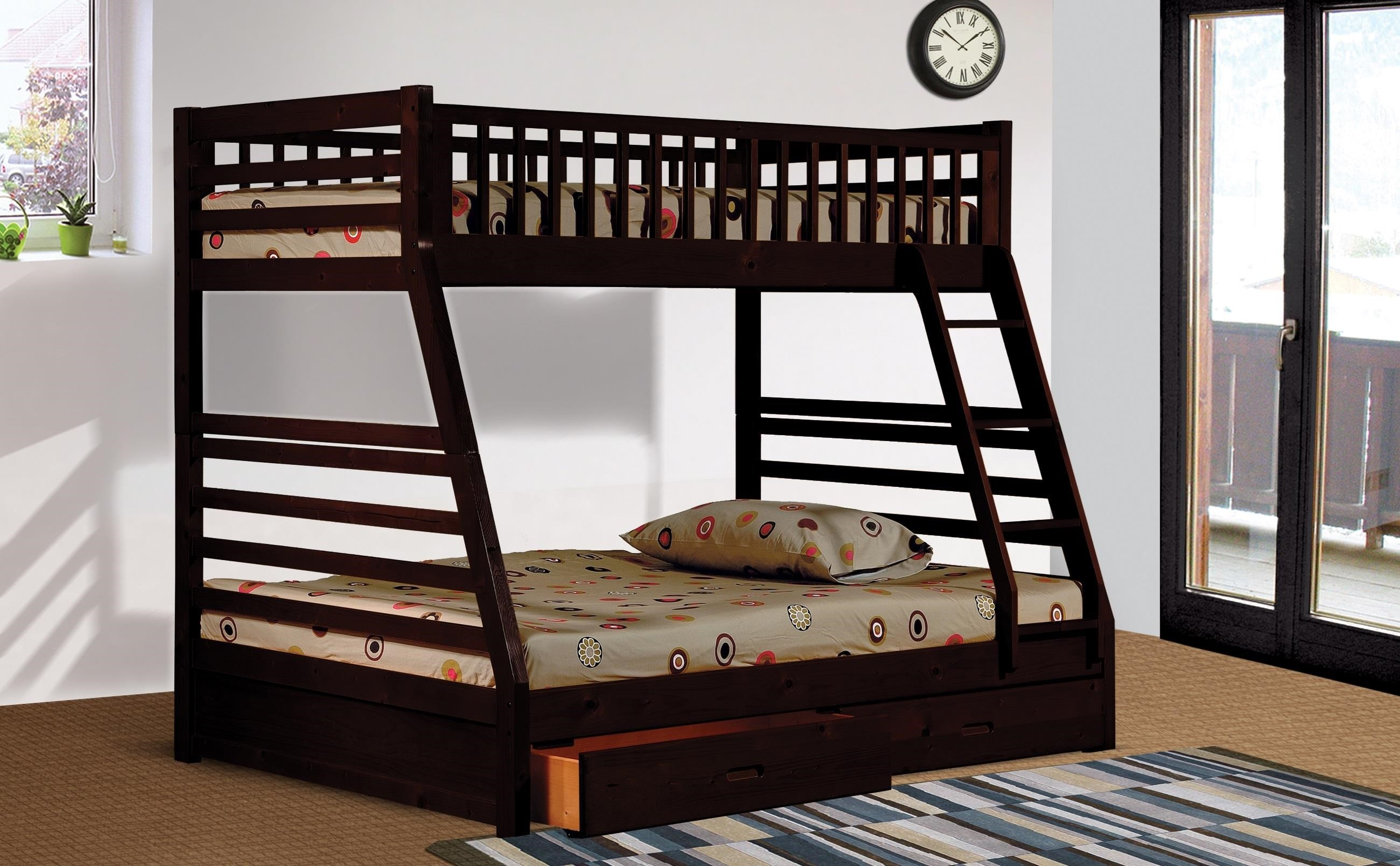 BB8118 Bunkbed by Household Furniture Direct at Household Furniture