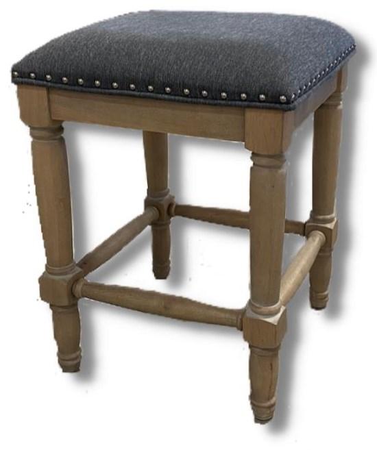 Hallifax Counter Stool by VFM Signature at Virginia Furniture Market