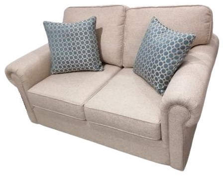 2003 2003 Loveseat by Decor-Rest at Upper Room Home Furnishings