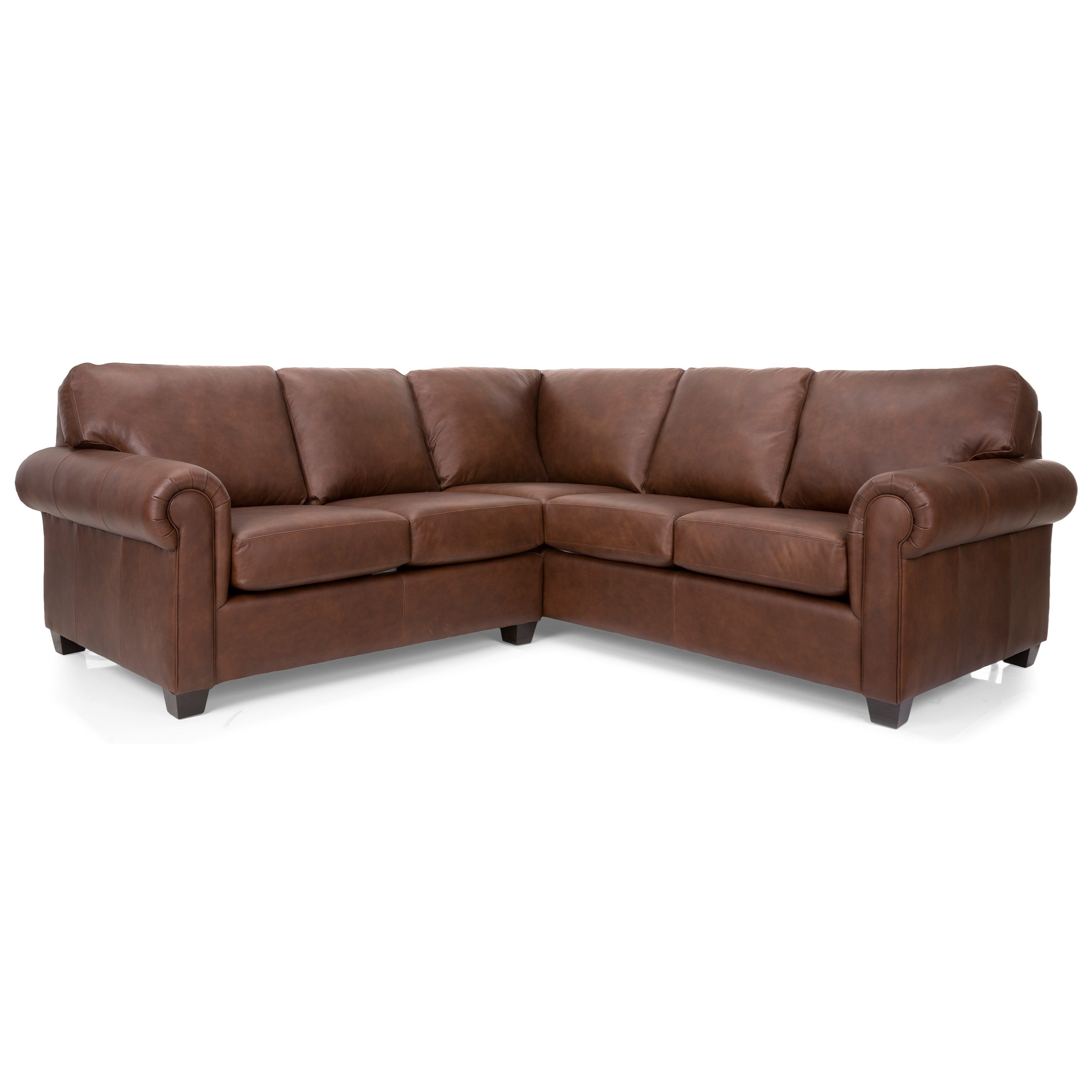 2006 Sectional Series L-Shaped Sectional by Decor-Rest at Johnny Janosik