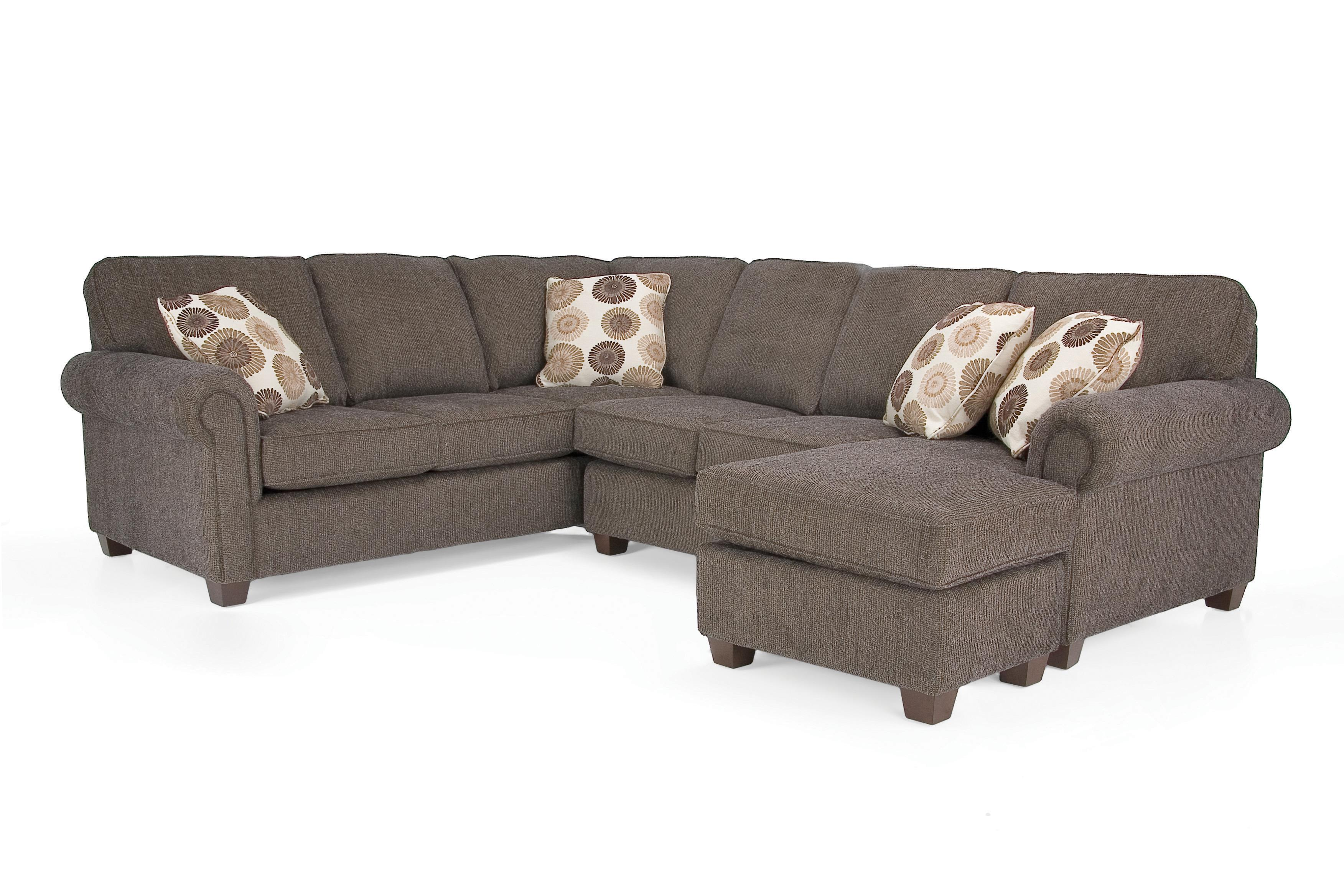 2006 Sectional Sectional Sofa Group by Decor-Rest at Johnny Janosik