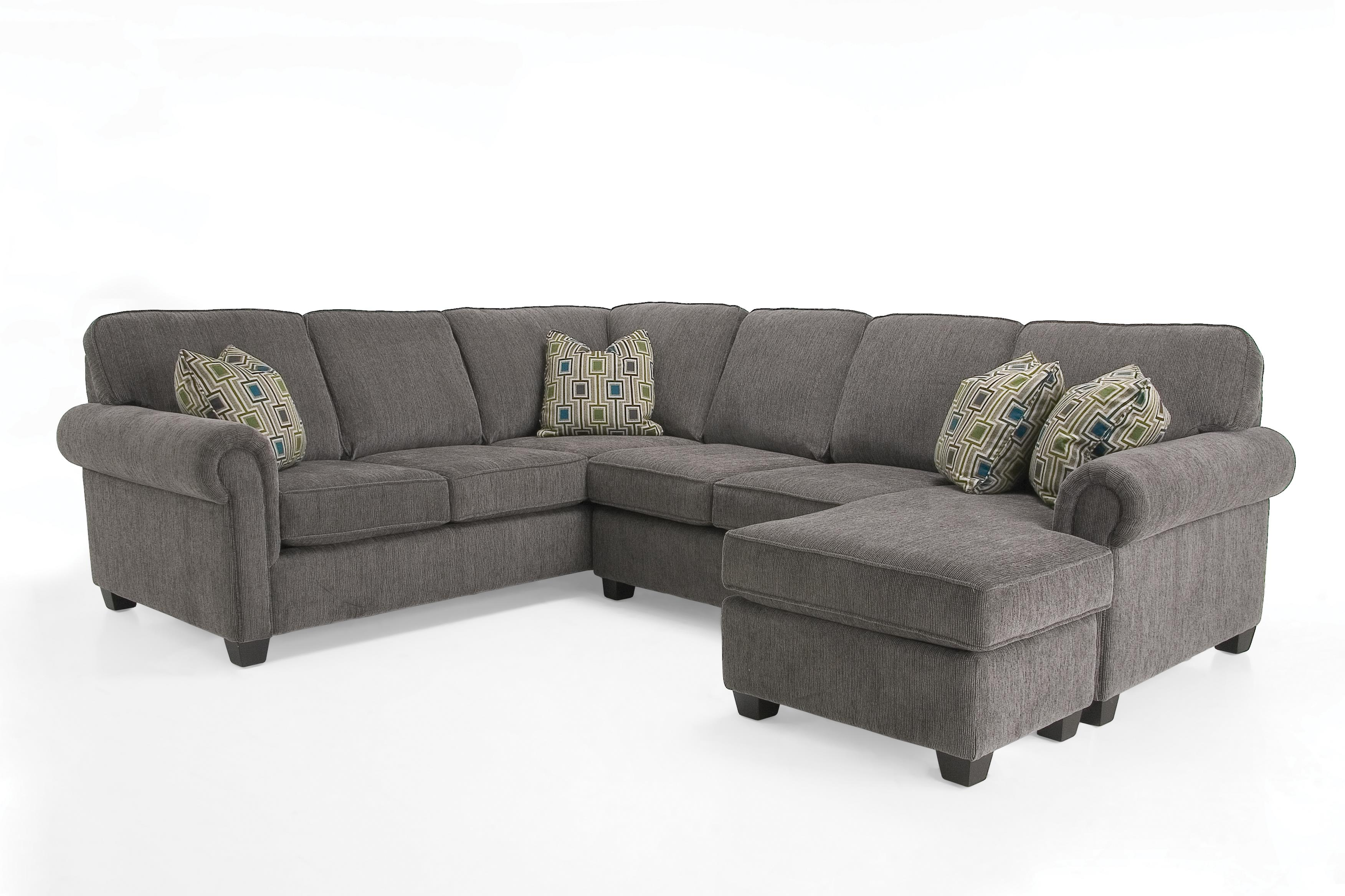 2006 Sectional Sectional Sofa Group by Decor-Rest at Wayside Furniture