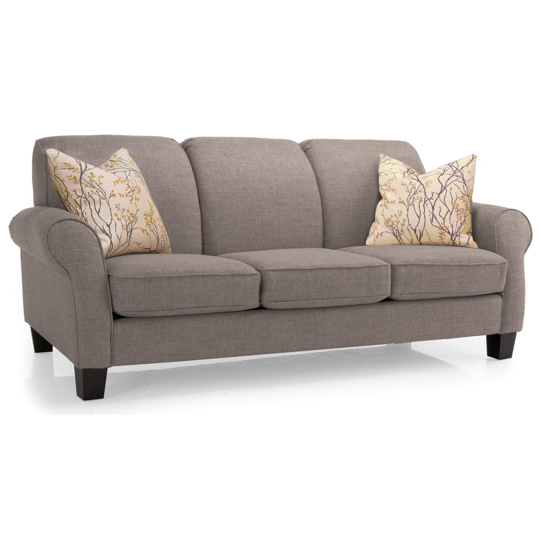 2025 Sofa by Decor-Rest at Johnny Janosik