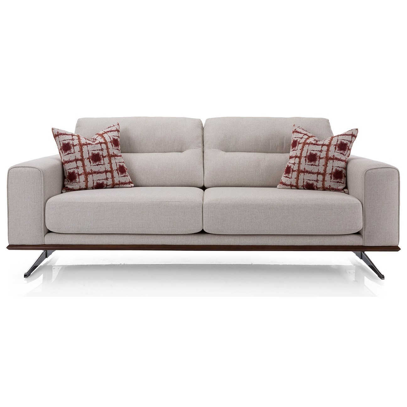 2030 Sofa by Decor-Rest at Upper Room Home Furnishings