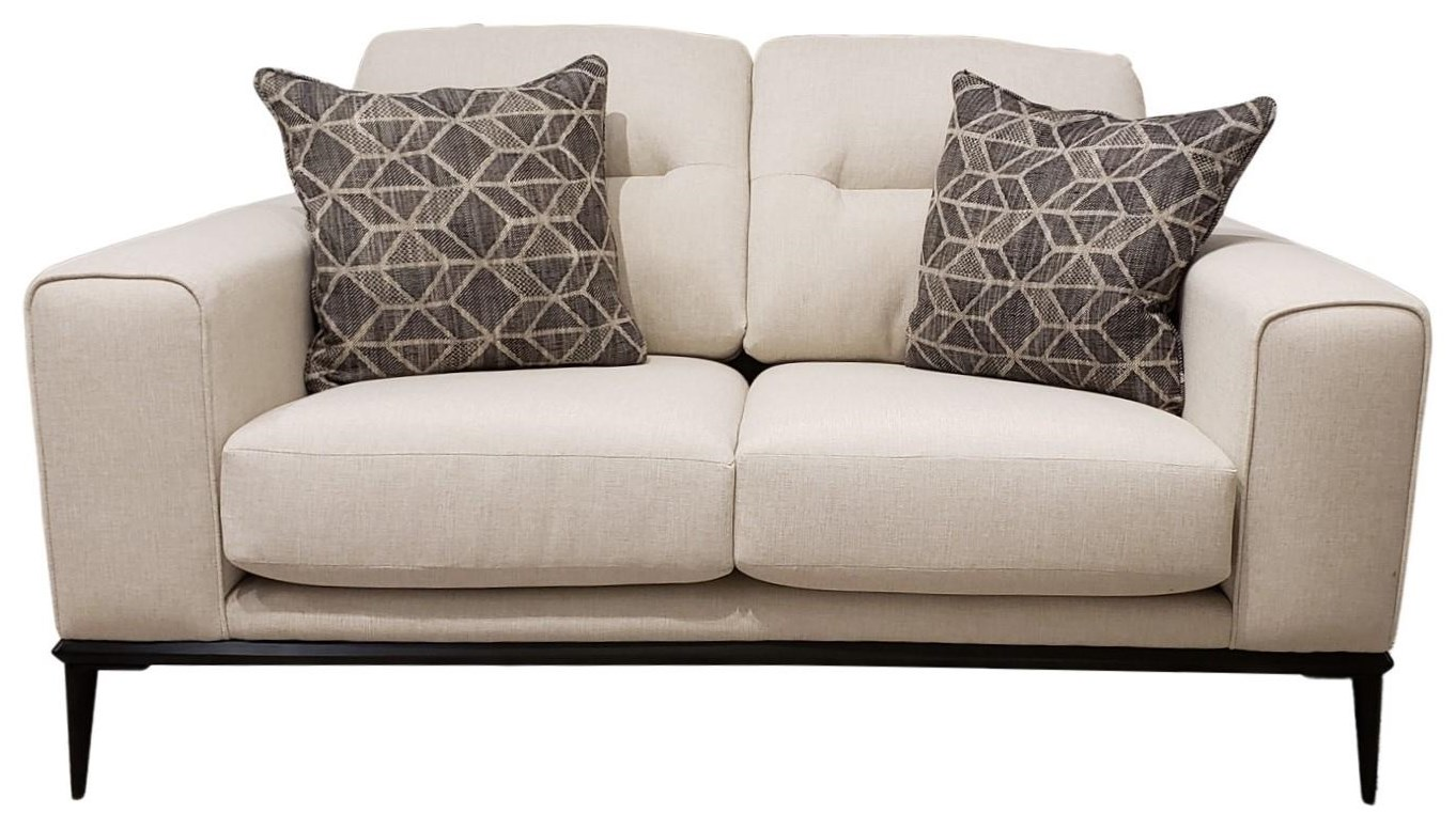 2030 Loveseat by Decor-Rest at Upper Room Home Furnishings