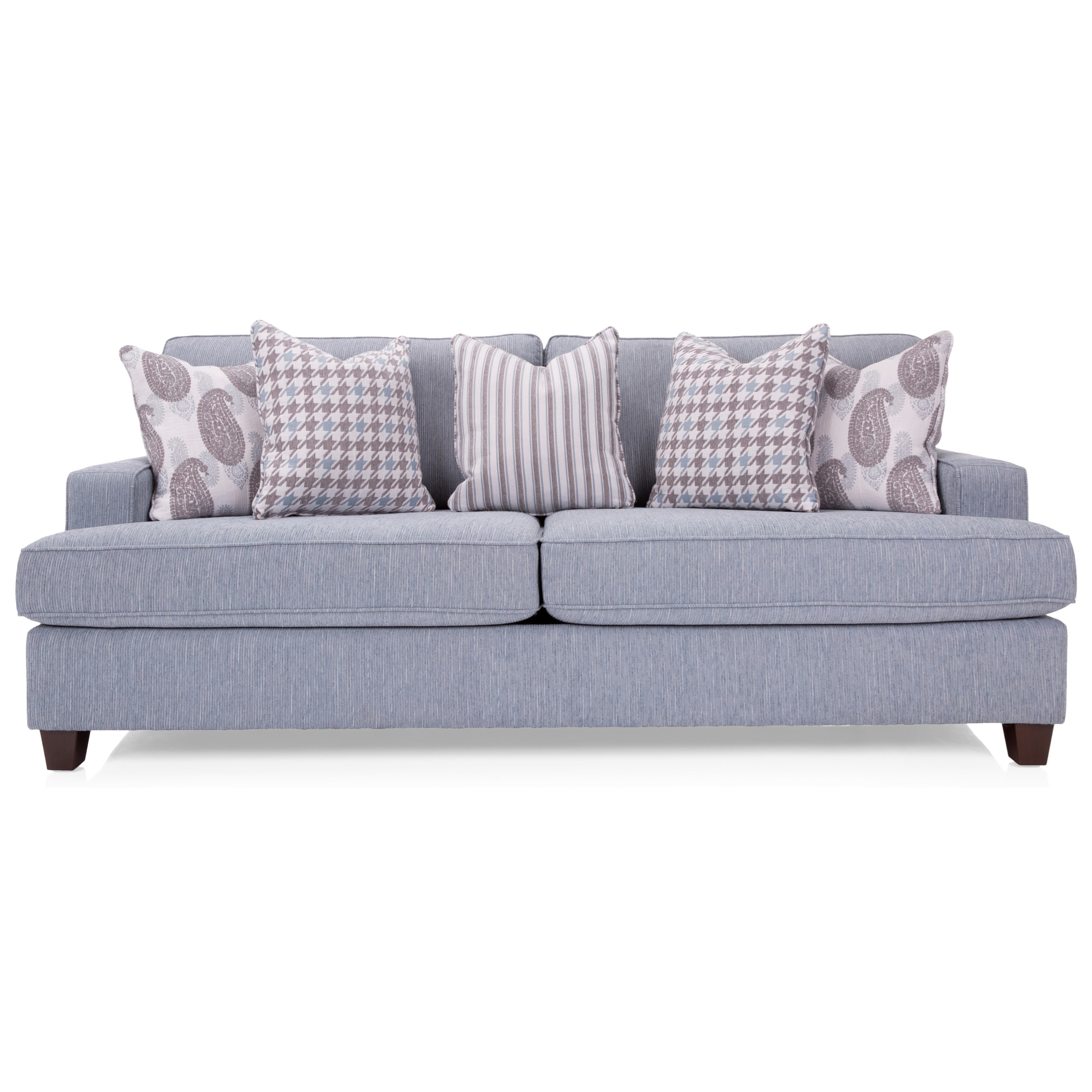 2052 Sofa by Decor-Rest at Stoney Creek Furniture