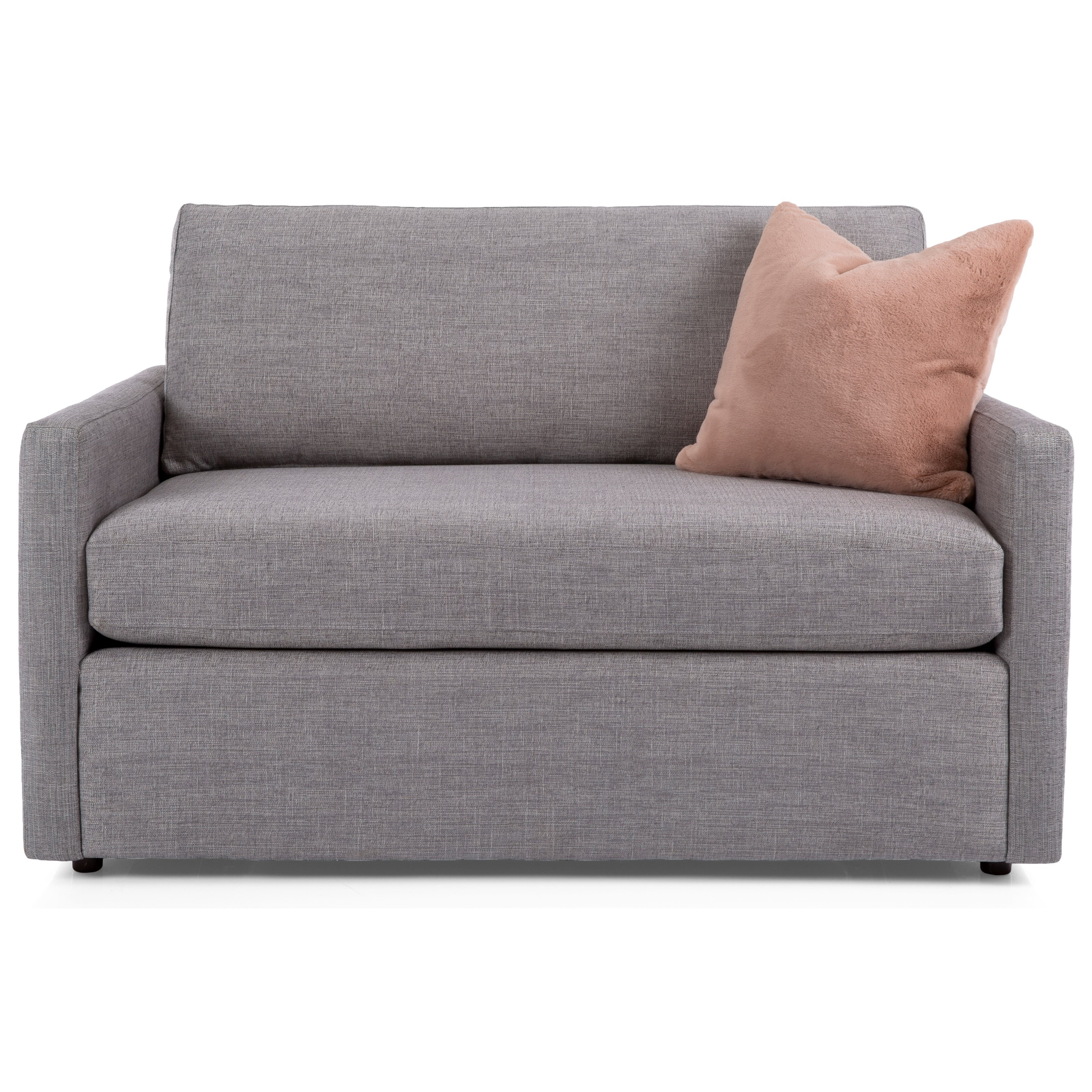 2068 Loveseat Twin Sleeper by Decor-Rest at Rooms for Less