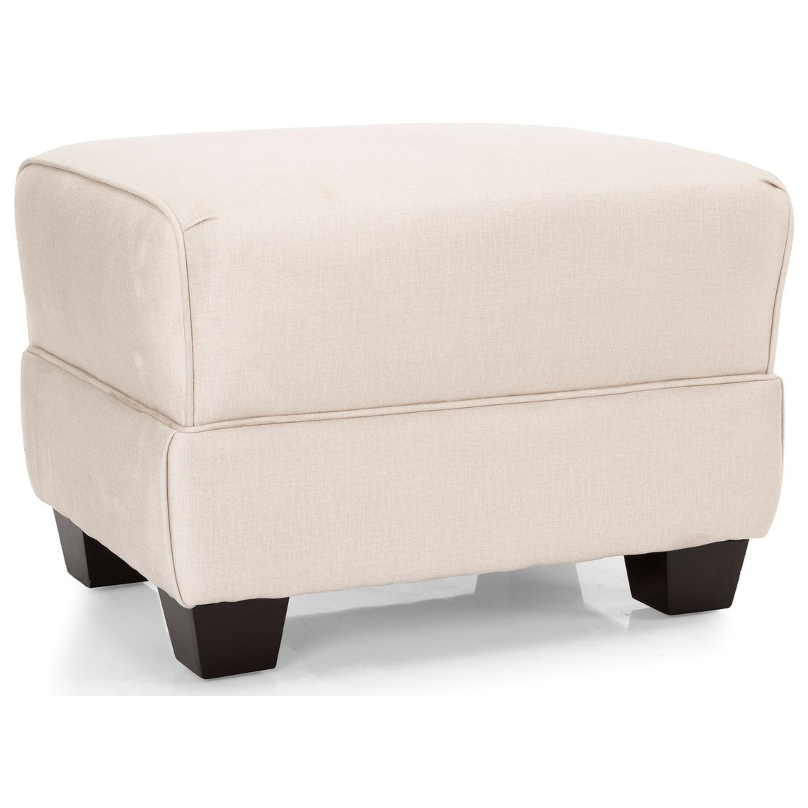 2118 Ottoman by Decor-Rest at Upper Room Home Furnishings