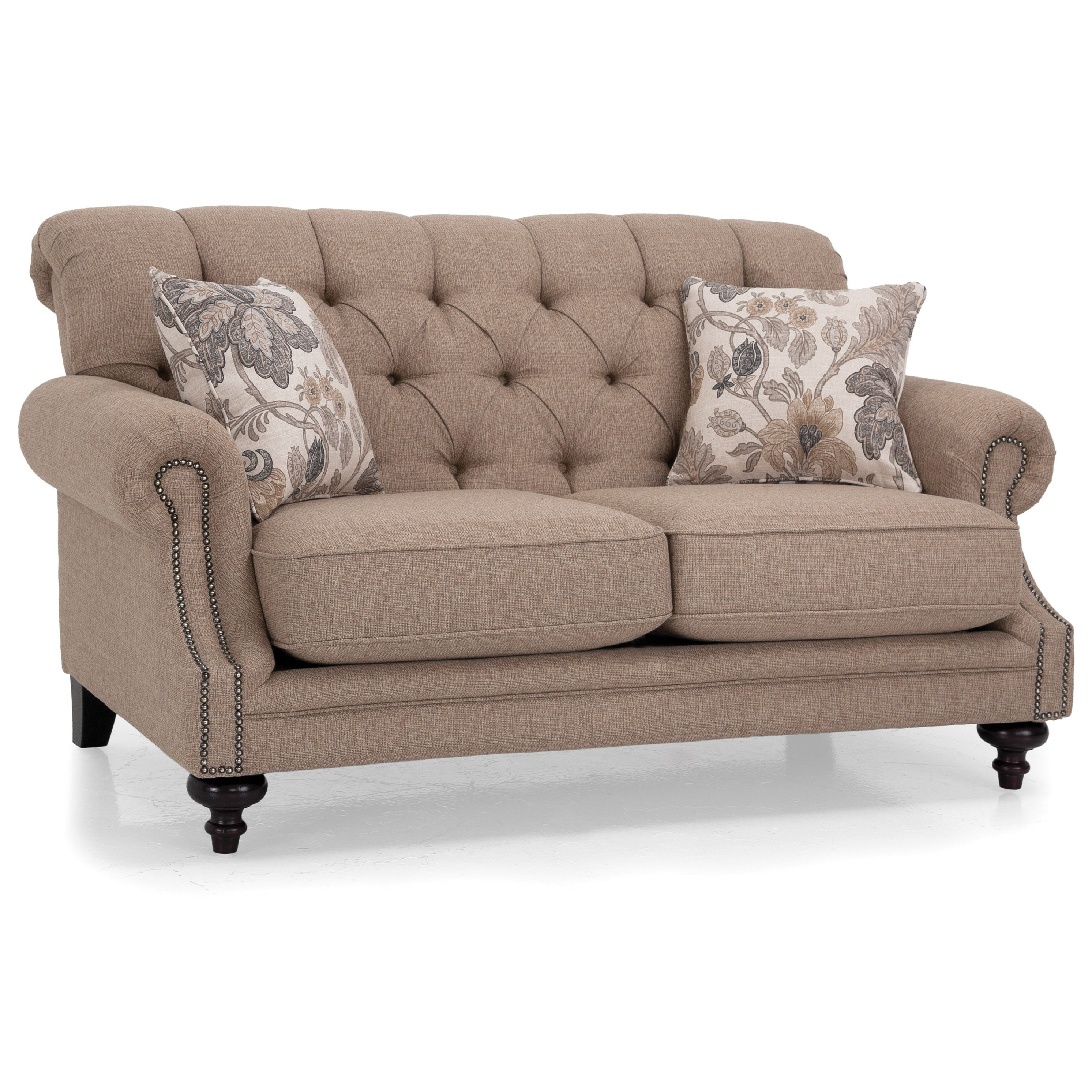 2133 Loveseat by Decor-Rest at Rooms for Less