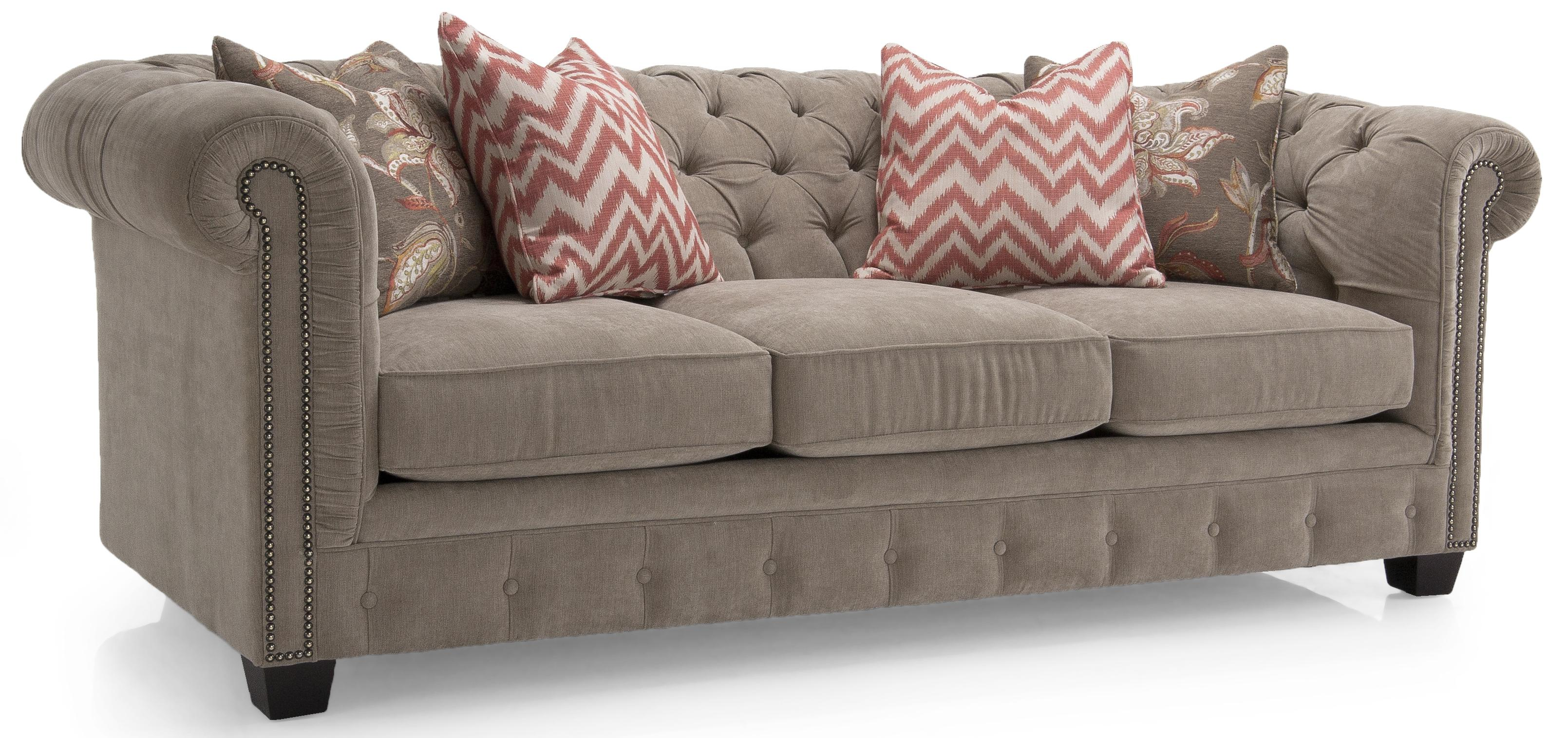 2230 Series Sofa by Decor-Rest at Fine Home Furnishings