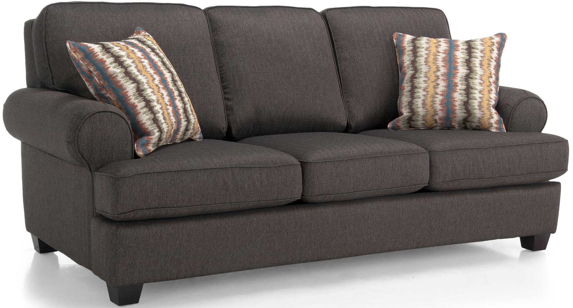 2285 Sofa by Decor-Rest at Stoney Creek Furniture