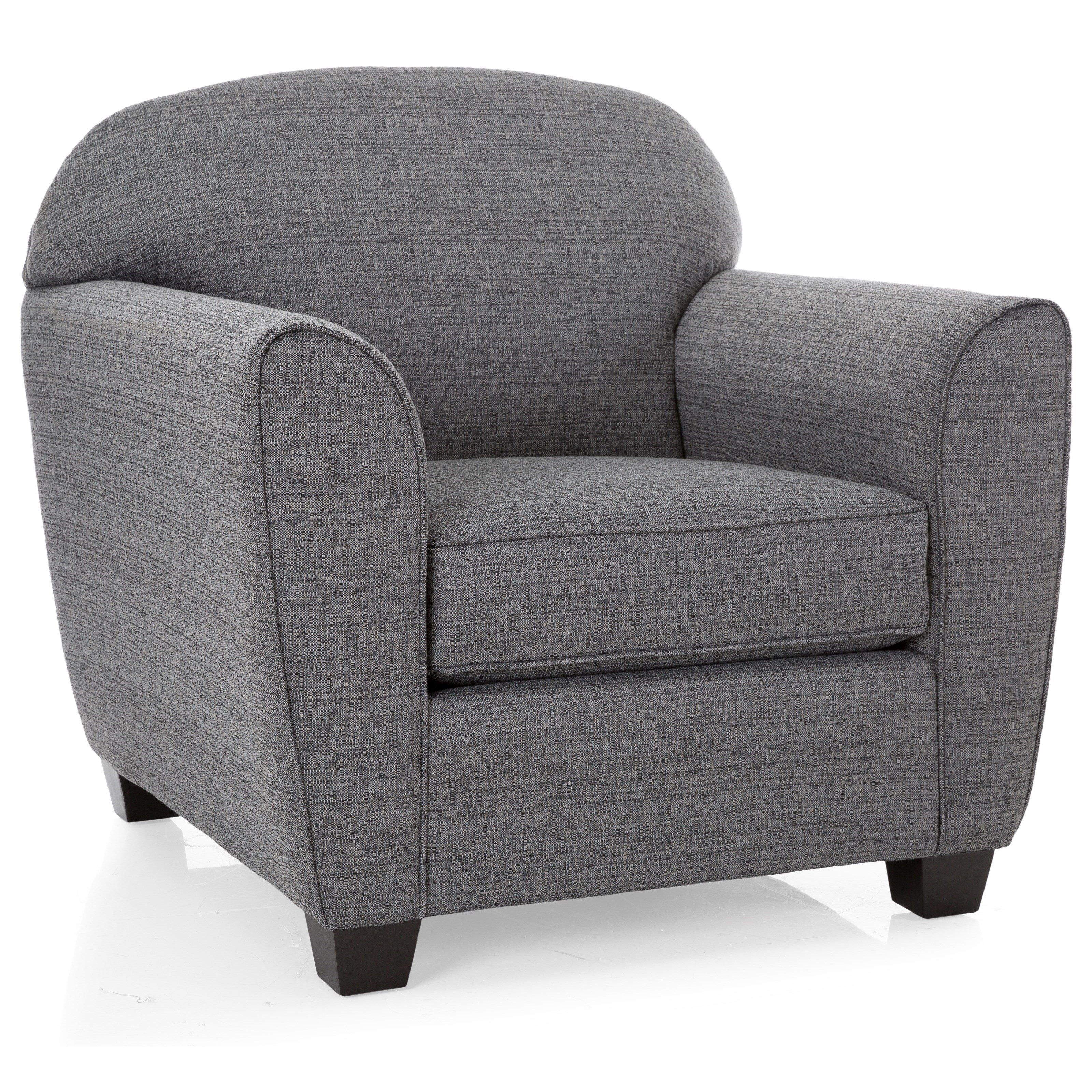 2317 Upholstered Chair by Decor-Rest at Fine Home Furnishings
