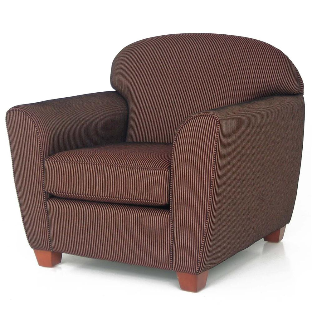 2317 Upholstered Chair by Decor-Rest at Rooms for Less