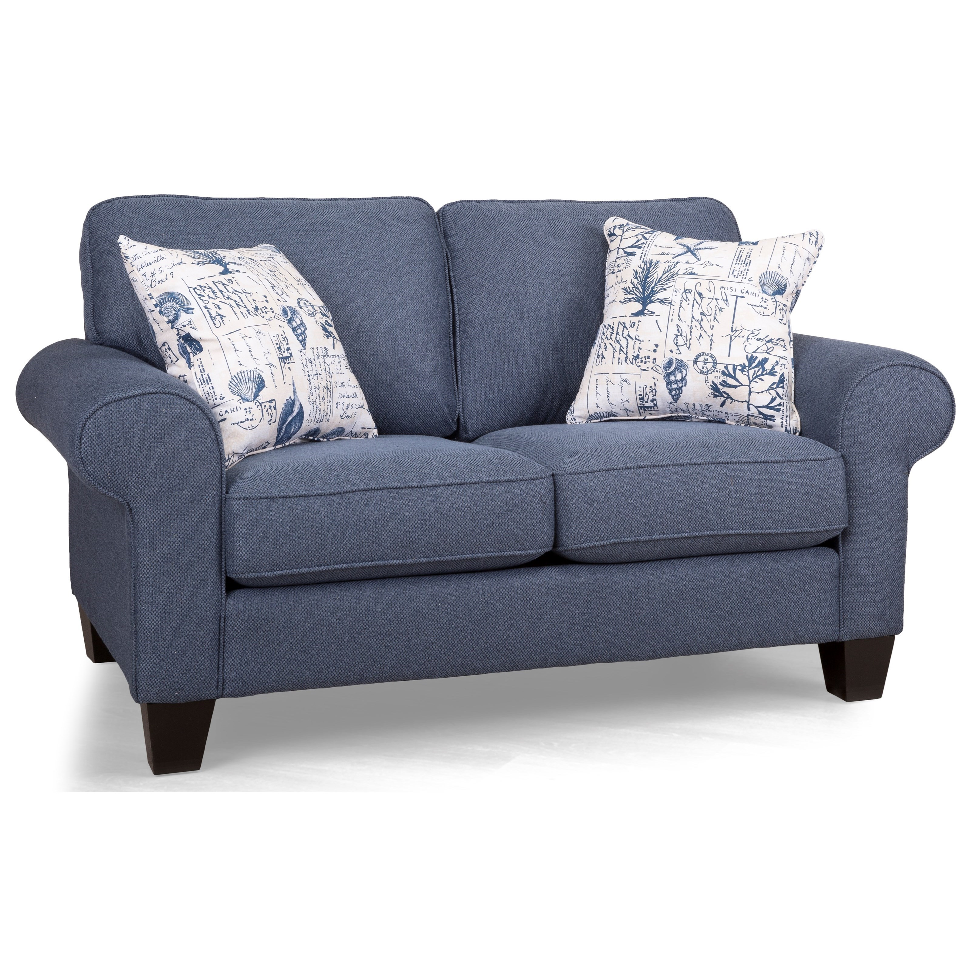 2323 Loveseat by Decor-Rest at Rooms for Less