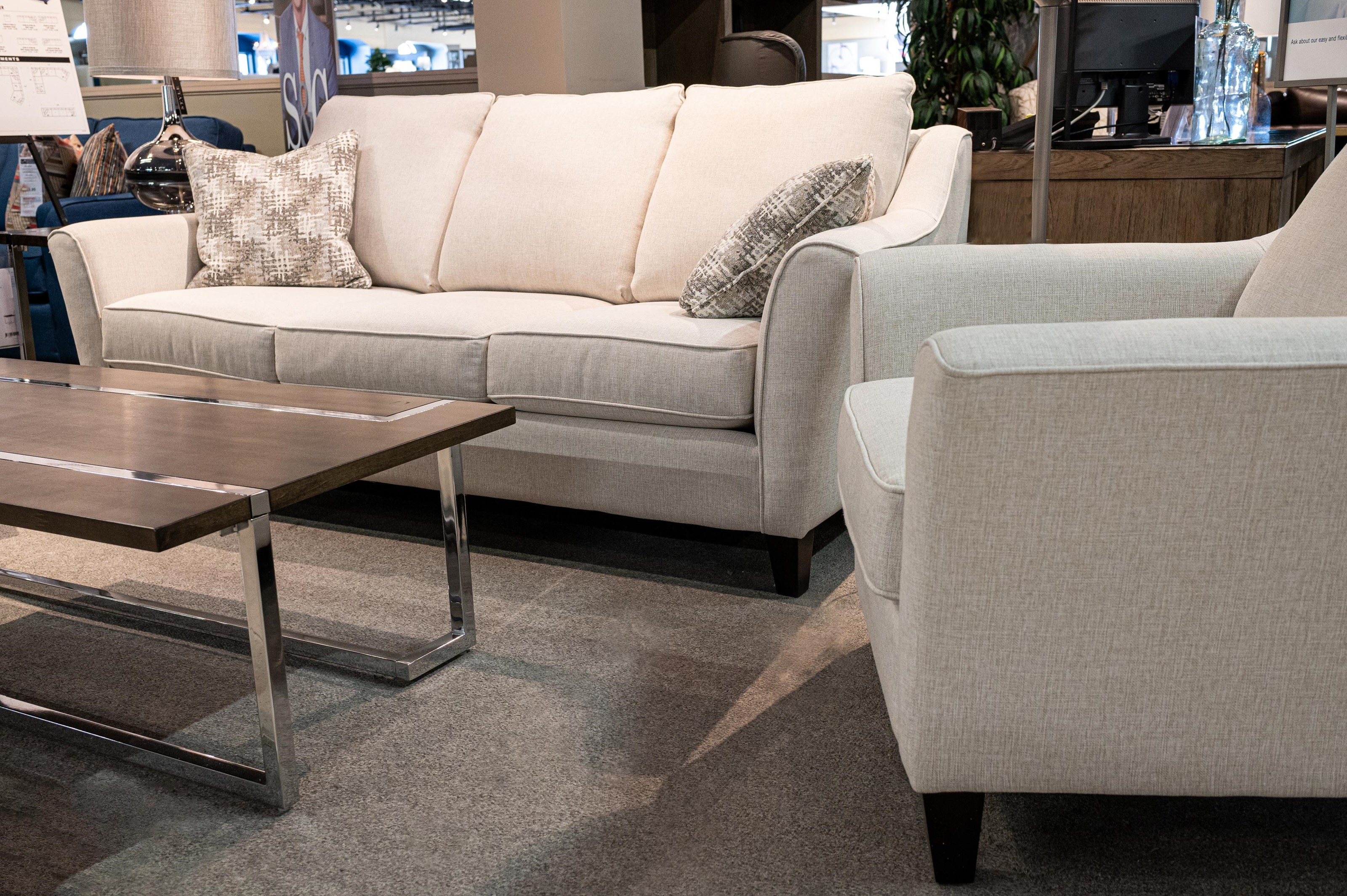 2342 Series Sofa by Decor-Rest at Stoney Creek Furniture