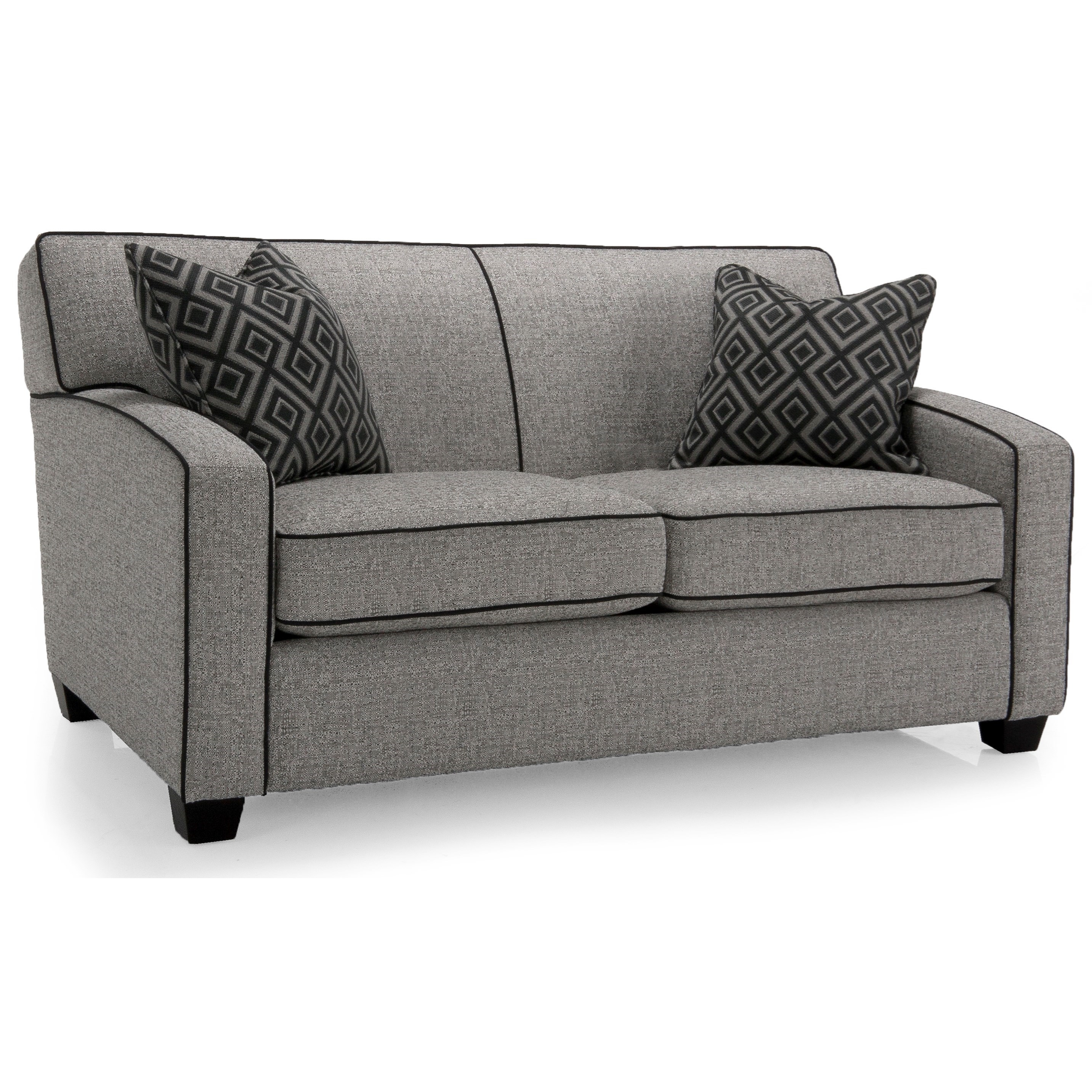 2401 Loveseat by Decor-Rest at Rooms for Less
