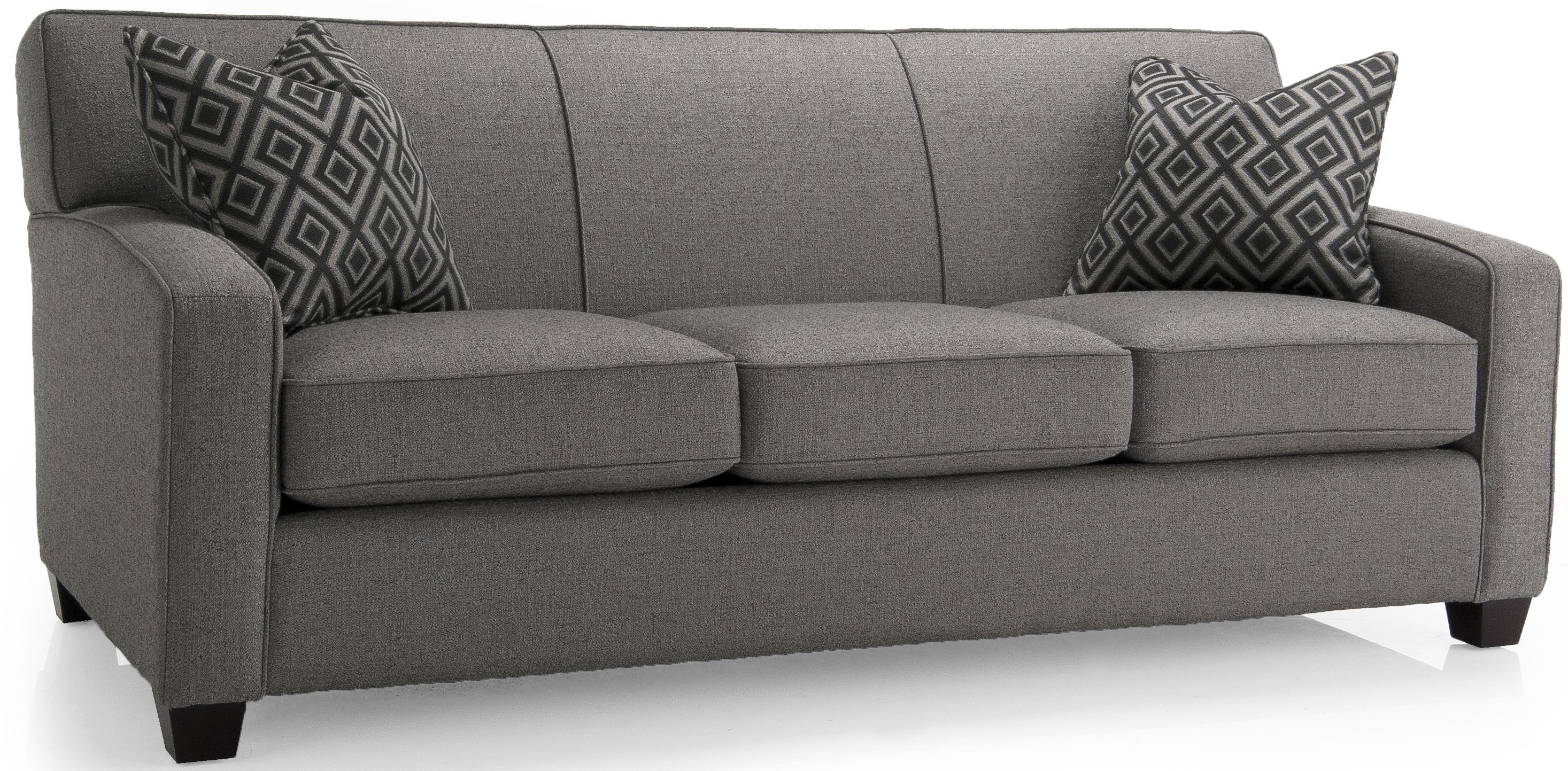 2401 Stationary Sofa by Decor-Rest at Rooms for Less