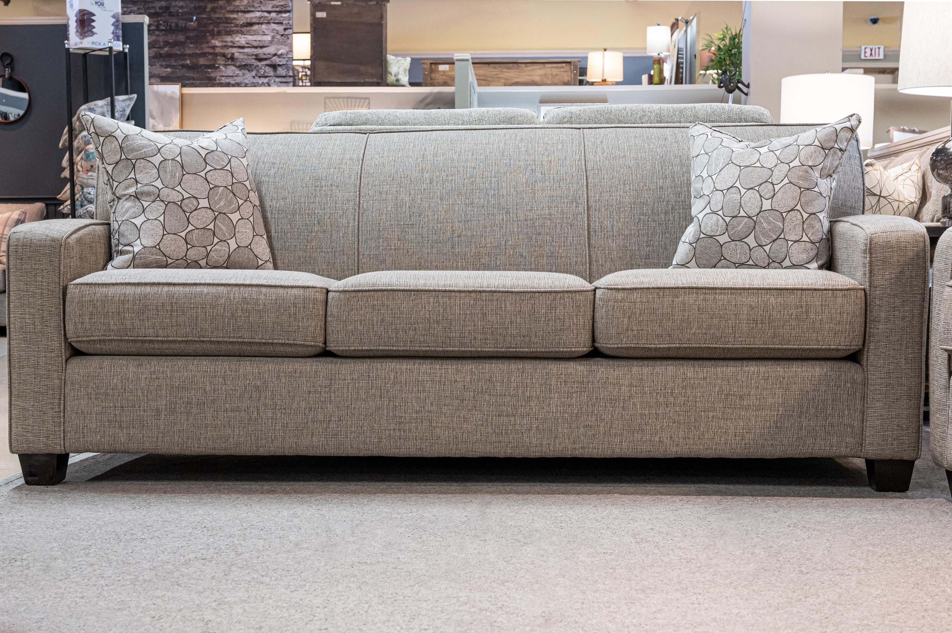 2401 Stationary Sofa by Decor-Rest at Stoney Creek Furniture