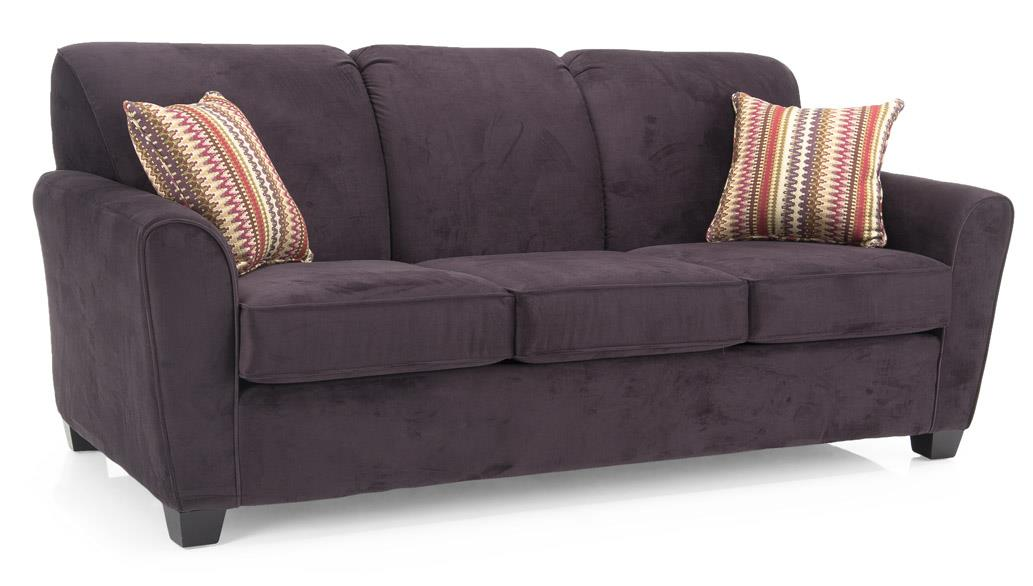 2404 Transitional Sofa by Decor-Rest at Stoney Creek Furniture