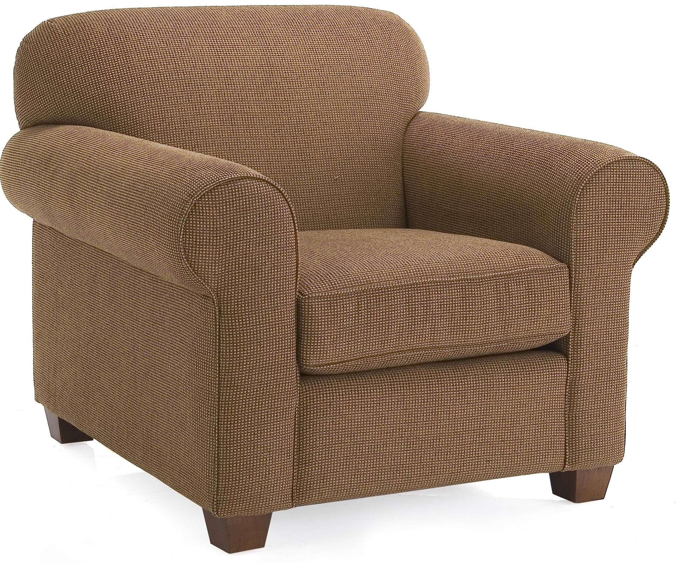 2455 Upholstered Chair by Decor-Rest at Johnny Janosik